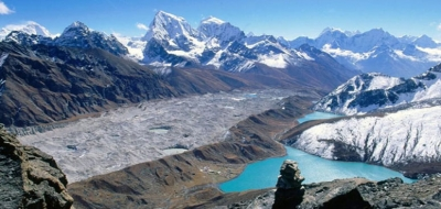 Campo base Everest e laghi di Gokyo